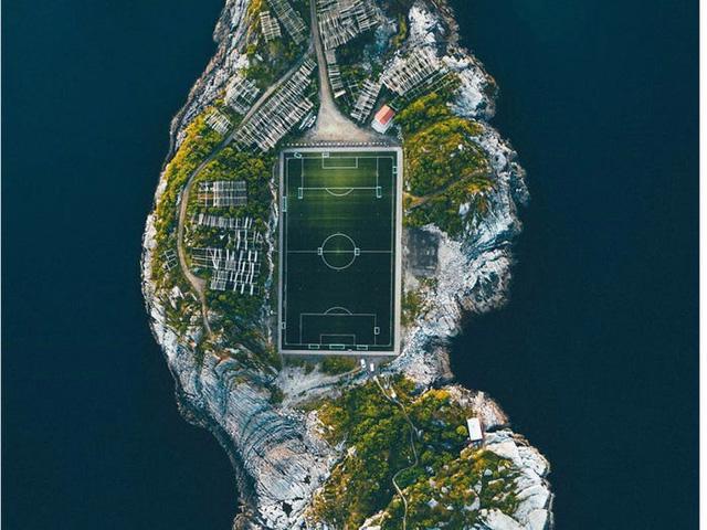 65 bức ảnh ghi lại vẻ đẹp của thế giới từ trên không - Ảnh 6.