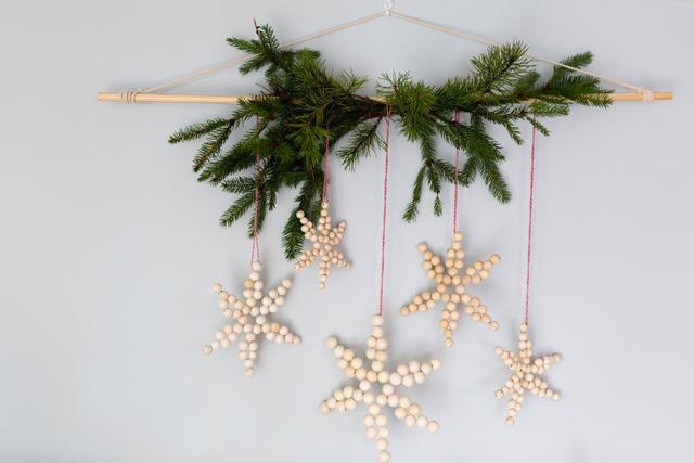 28 ý tưởng trang trí mùa Giáng sinh cho không gian nhỏ - Ảnh 7.