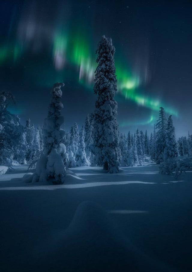 10 bức ảnh tuyệt đẹp về Bắc cực quang sẽ khiến bạn cảm thấy như đang cắm trại dưới các vì sao - Ảnh 6.
