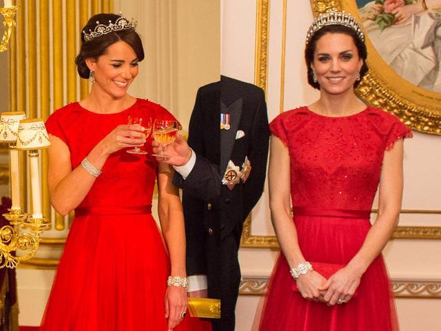 Những trang phục được Kate Middleton mặc lại nhiều lần - Ảnh 6.