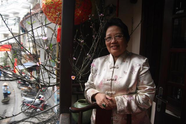 Nghệ nhân ẩm thực Ánh Tuyết: nấu ăn là nêm nếm cái tình… - Ảnh 1.