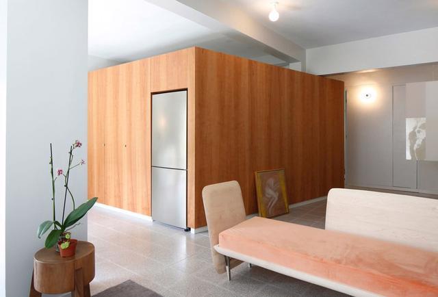 Căn hộ 70m2 không gian mở và phong cách tối giản - Ảnh 4.
