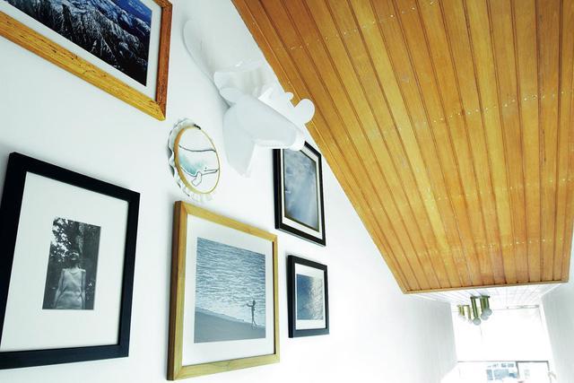 Căn hộ nhỏ phong cách với decal dán tường - Ảnh 5.