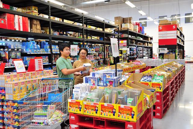 Chuẩn bị năm học mới siêu tiết kiệm tại MM Mega Market - Ảnh 2.
