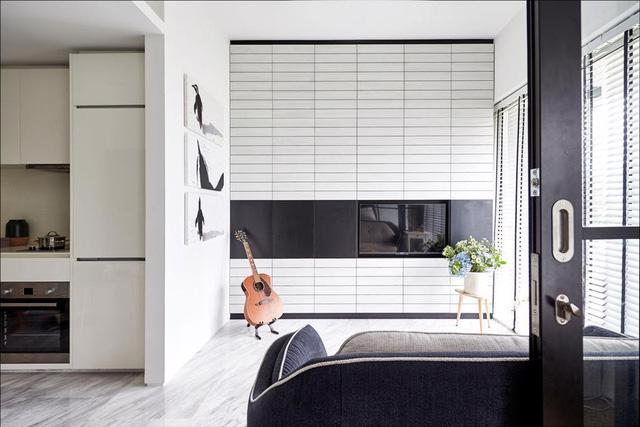 10 ý tưởng cất giấu đồ đạc cho căn hộ chung cư - Ảnh 4.
