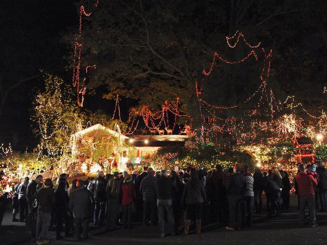 Nước Mỹ: ngắm Giáng sinh muôn màu muôn vẻ - Ảnh 7.