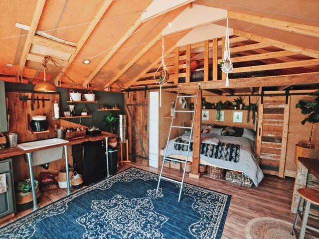 Những ngôi nhà nhỏ xinh khiến bạn thay đổi cách nhìn về không gian sống - Ảnh 7.