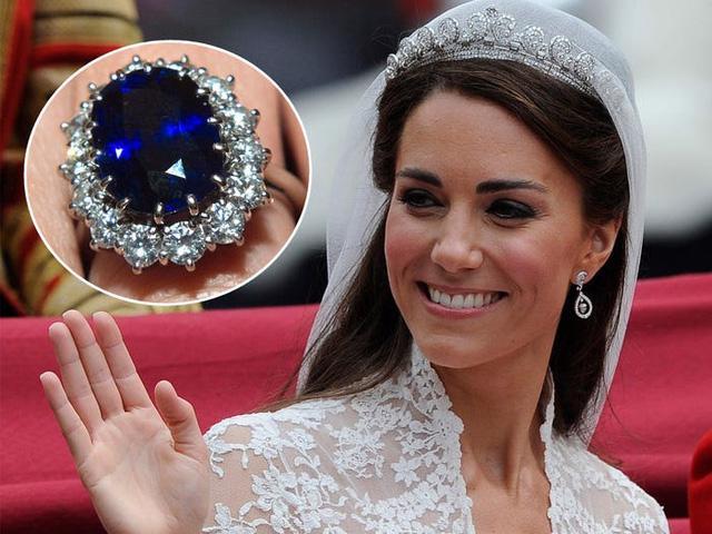 11 chiếc nhẫn đính hôn độc những người nổi tiếng từng đeo - Ảnh 7.