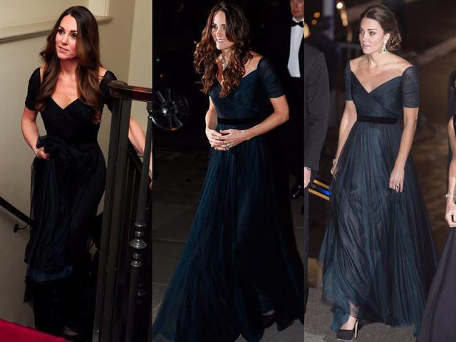 Những trang phục được Kate Middleton mặc lại nhiều lần - Ảnh 7.