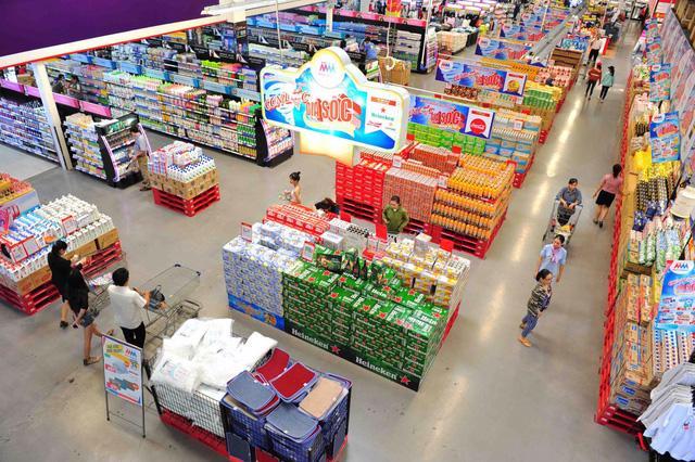 Cơn lốc giá sốc tại MM Mega Market - Ảnh 1.
