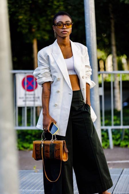 Dự đoán xu hướng thời trang qua streetstyle của Paris Fashion Week - Ảnh 3.