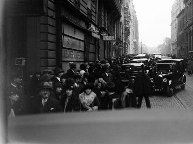 Ngắm nhìn xem: 100 năm trước Paris như thế nào? - Ảnh 8.