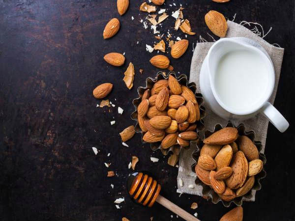 Sữa hạnh nhân: Lợi ích sức khỏe, cách sử dụng và chế biến - Ảnh 8.