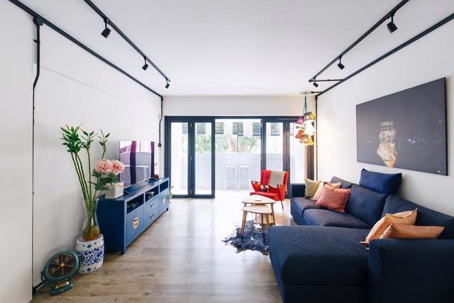 Ngôi nhà nhiều màu sắc và vô cùng thú vị - Ảnh 1.