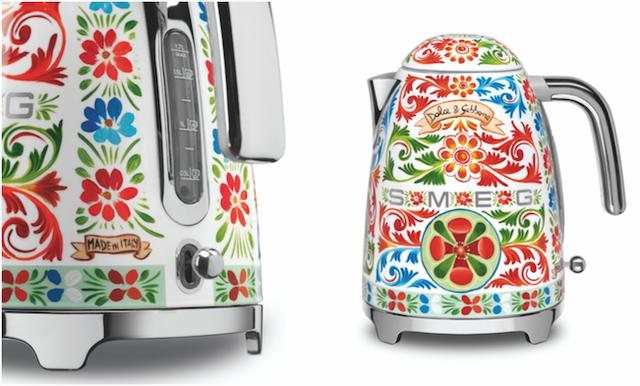 BST thiết bị nhà bếp của Smeg và Dolce&Gabbana đã về đến châu Á - Ảnh 2.