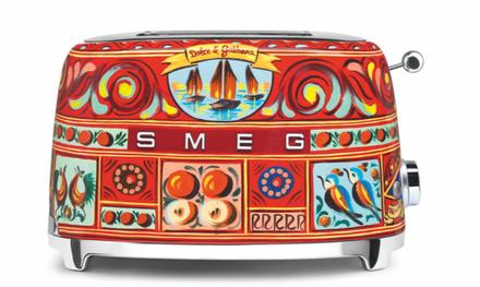 BST thiết bị nhà bếp của Smeg và Dolce&Gabbana đã về đến châu Á - Ảnh 3.