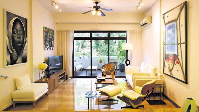 10 không gian hiện đại được décor với quạt trần - Ảnh 6.