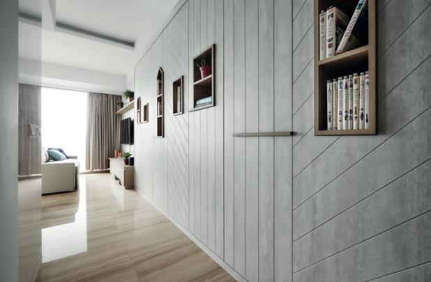 5 hệ tủ liền mạch cho ngôi nhà phong cách tối giản - Ảnh 2.