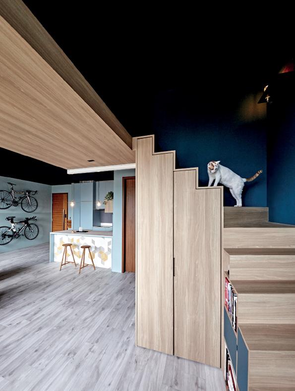 9 ý tưởng nội thất cho những người thích màu xanh lam - Ảnh 1.