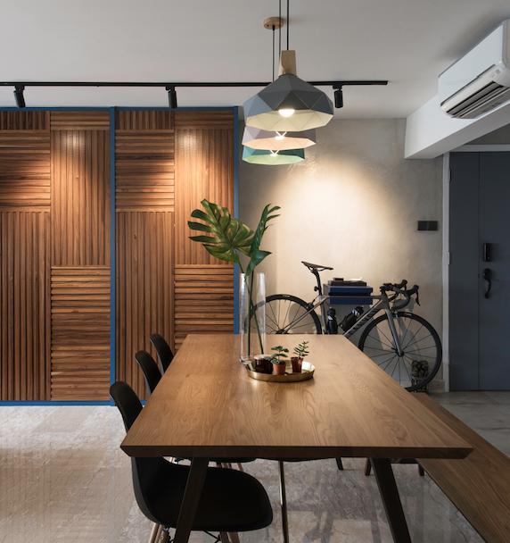 9 ý tưởng nội thất cho những người thích màu xanh lam - Ảnh 3.