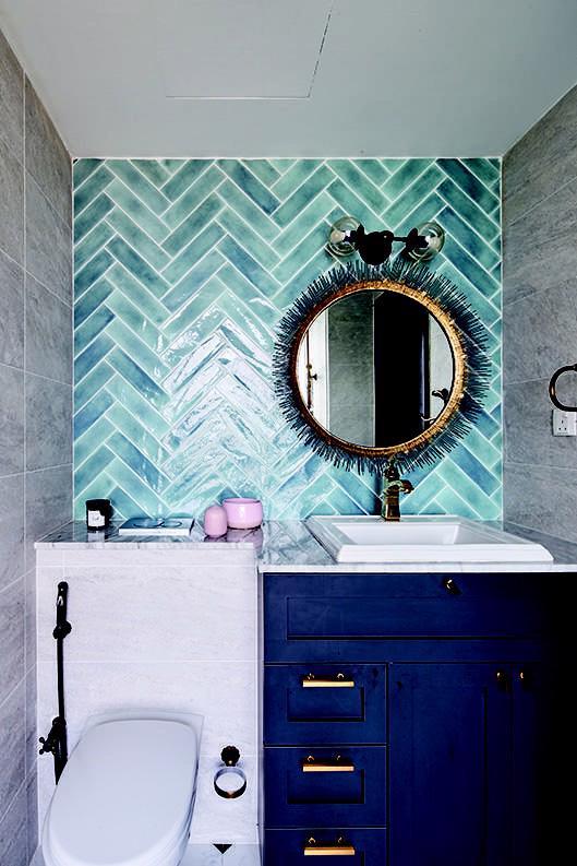 9 ý tưởng nội thất cho những người thích màu xanh lam - Ảnh 5.