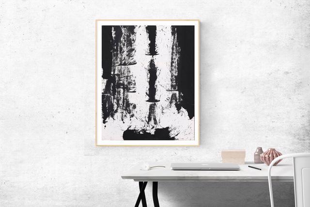 4 nguyên tắc để trưng bày tranh nghệ thuật trong nhà - Ảnh 2.