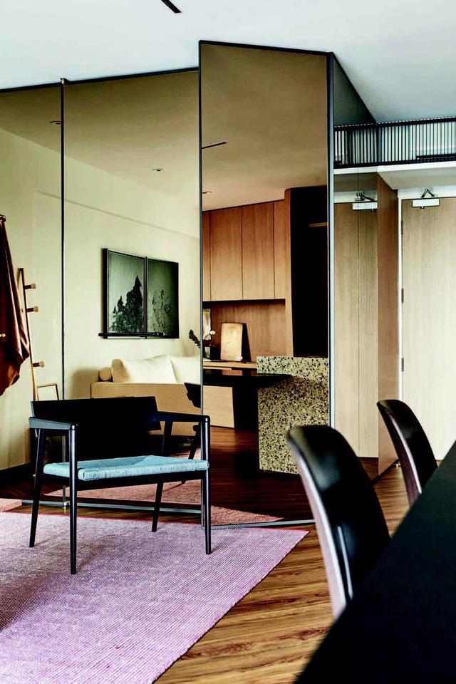 Gương trong thiết kế nội thất - Ảnh 5.