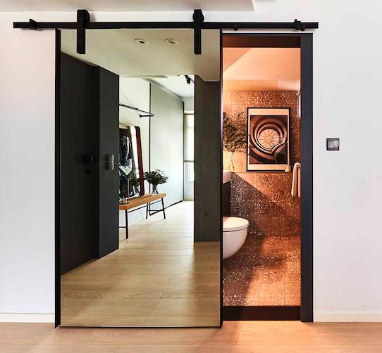 Gương trong thiết kế nội thất - Ảnh 7.