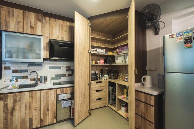 10 ý tưởng cất giấu đồ đạc cho căn hộ chung cư - Ảnh 9.