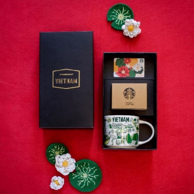 Starbucks giới thiệu các thiết kế mang cảm hứng Việt - Ảnh 1.
