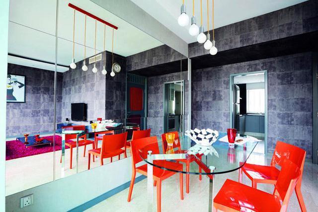 7 ý tưởng nội thất cho người thích màu cam - Ảnh 4.