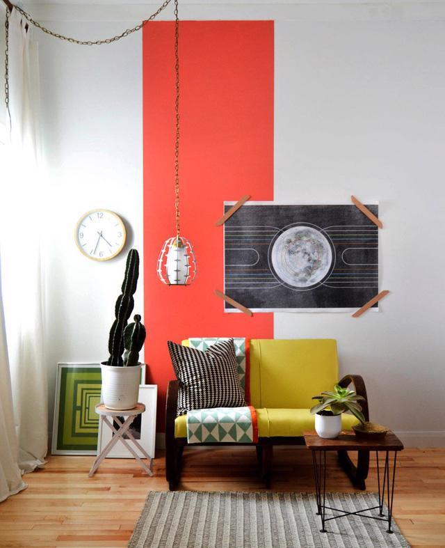 Tông màu của năm 2019: 12 ý tưởng trang trí nội thất thú vị - Ảnh 8.