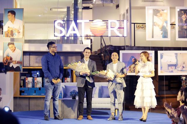 Ra mắt sản phẩm nước đóng chai tinh khiết Satori - Ảnh 2.