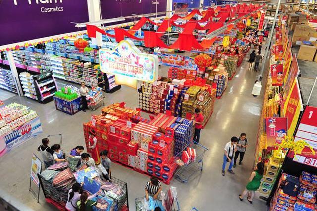 Một tuần mua sắm Tết thả ga tại MM Mega Market - Ảnh 1.