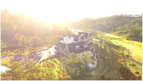 SAM Tuyền Lâm Resort: thiên đường giữa ngàn hoa - Ảnh 1.