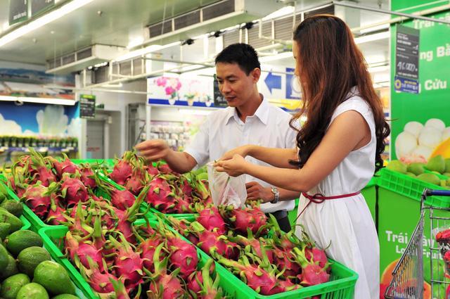 Nếm thanh long Bình Thuận thỏa thích tại MM Mega Market - Ảnh 1.