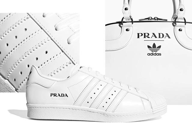 Sản phẩm hợp tác giữa Adidas và Prada: đơn giản đến khó tin - Ảnh 1.