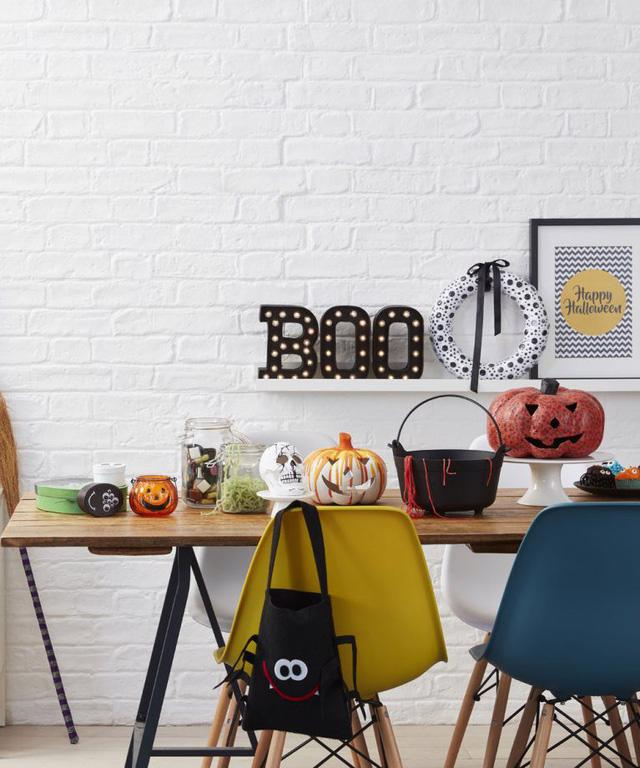 7 ý tưởng décor ngôi nhà cho dịp Halloween - Ảnh 5.