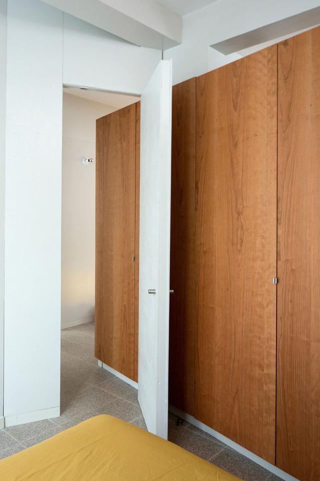 Căn hộ 70m2 không gian mở và phong cách tối giản - Ảnh 11.