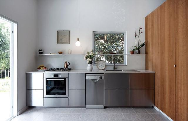 Căn hộ 70m2 không gian mở và phong cách tối giản - Ảnh 3.