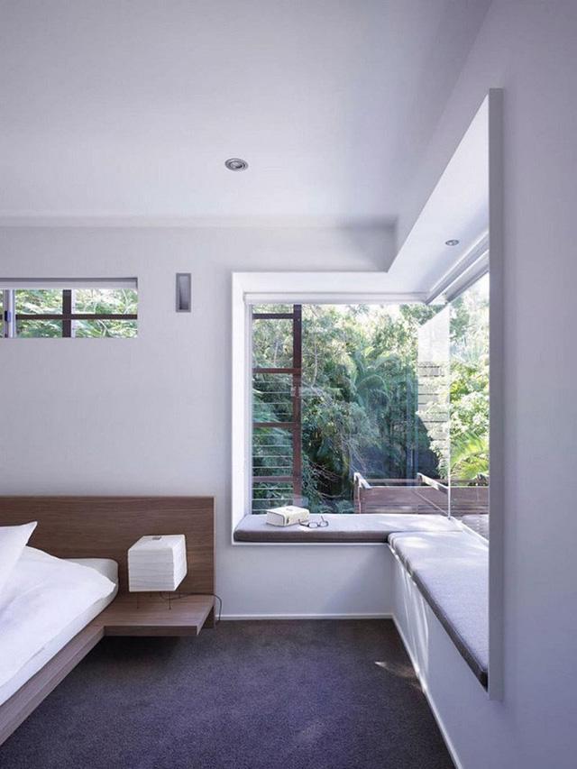 12 kiểu ghế bên cửa số tuyệt đẹp dành cho phòng ngủ - Ảnh 11.