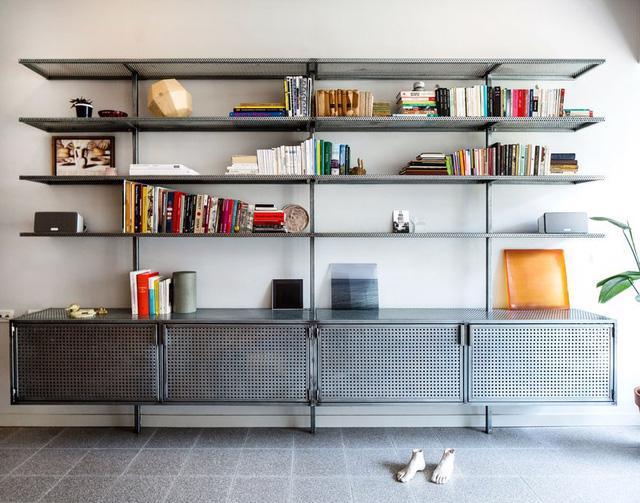 Căn hộ 70m2 không gian mở và phong cách tối giản - Ảnh 7.