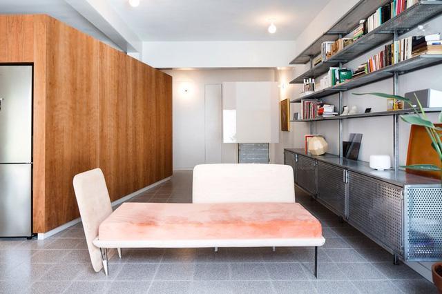 Căn hộ 70m2 không gian mở và phong cách tối giản - Ảnh 9.