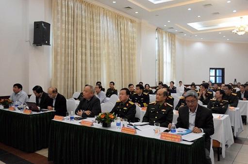 Tổng kết dự án quân dân y kết hợp giai đoạn 2016 – 2020 - Ảnh 1.
