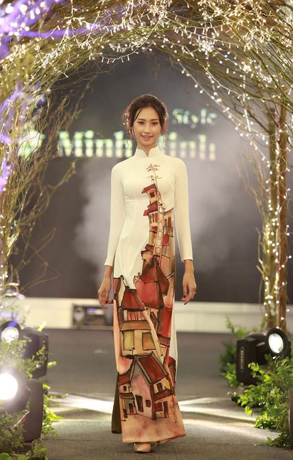 BST áo dài Love Story của Minh Minh Estyle - Ảnh 1.
