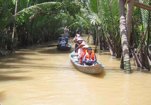 Kết nối tuyến du lịch sông nước hữu tình - Ảnh 1.