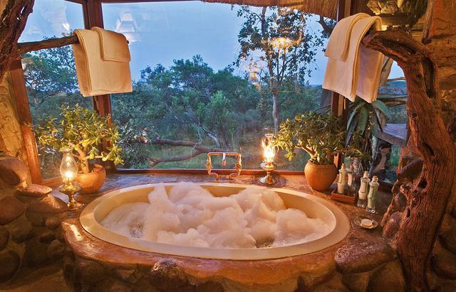 3 khu nghỉ dưỡng safari cho người yêu thiên nhiên - Ảnh 2.
