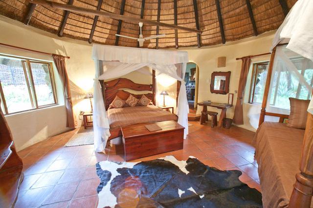 3 khu nghỉ dưỡng safari cho người yêu thiên nhiên - Ảnh 3.