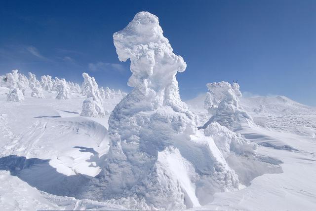 Aomori – thiên đường tuyết của Nhật Bản - Ảnh 10.
