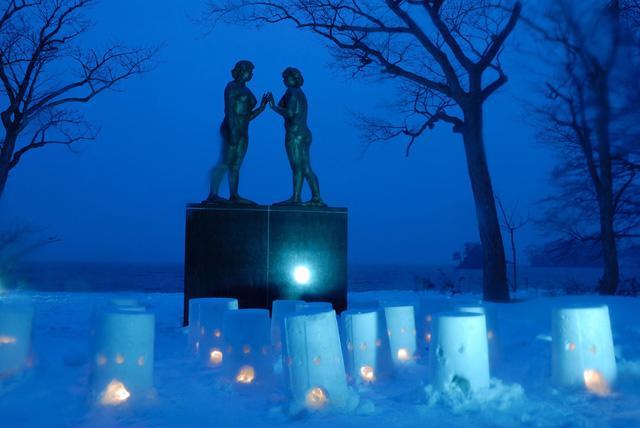 Aomori – thiên đường tuyết của Nhật Bản - Ảnh 7.
